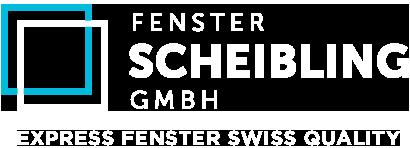 Fenster Scheibling GmbH - Ihr Fenster Bauer aus dem ZH Oberland mit eigener Produktion und Ausstellung in Sirnach