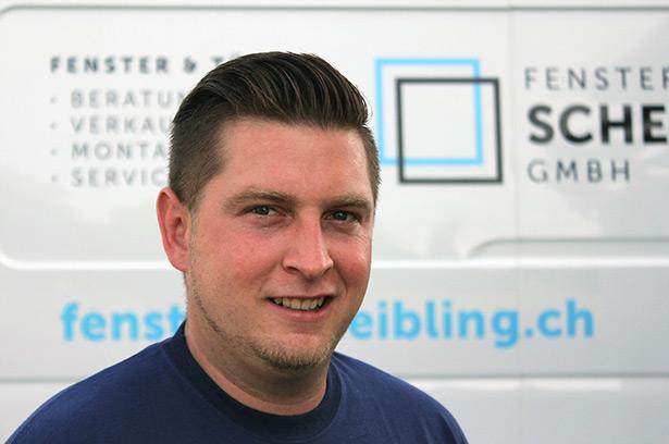 Marco Scheibling - Geschäftsführer/Inhaber