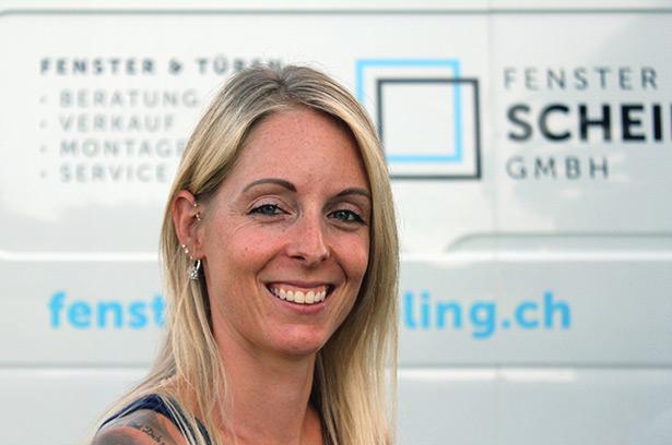 Nicole Uehle - Stv. Geschäftsleitung