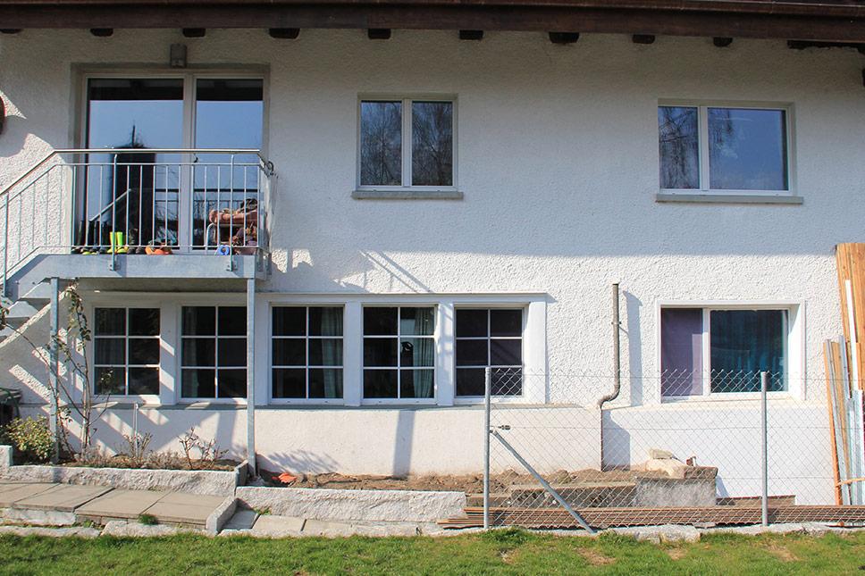 Referenzen - Dreifamilien-Flarzhaus Pilgerweg